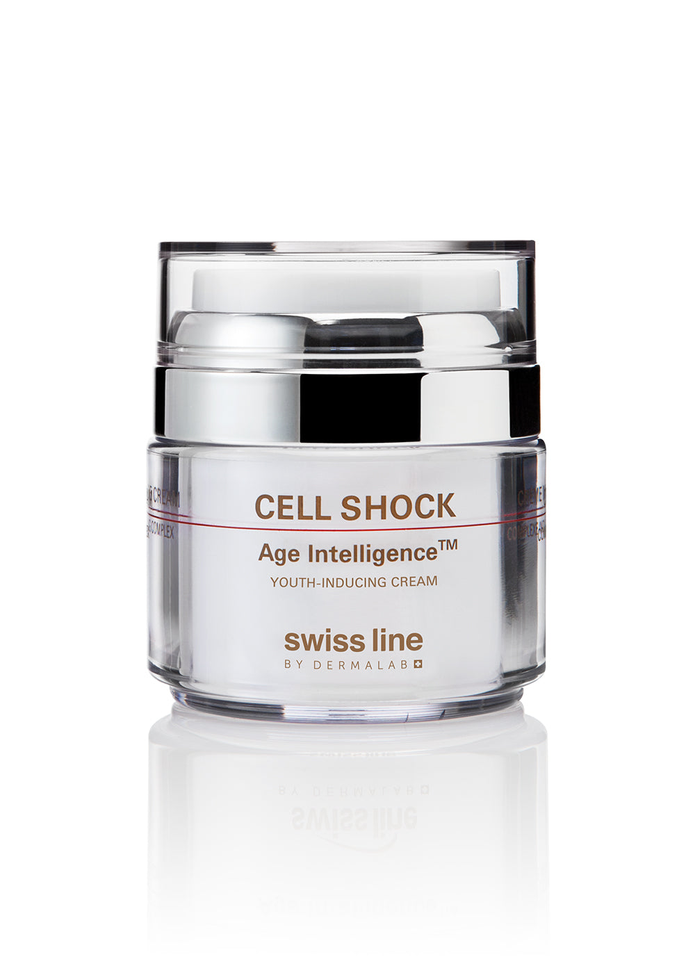 Swiss Line Cell Shock Age Intelligence Youth-Inducing Cream