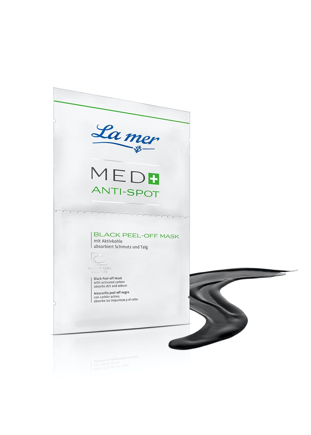 La mer MED+ Anti-Spot Black Peel-Off Mask