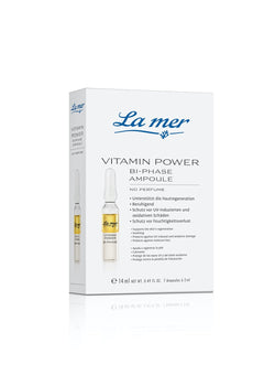 La mer Ampulle 2-Phasen Vitamin Power