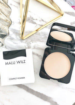 Malu Wilz Compact Powder Natural Light Beige Nr.10