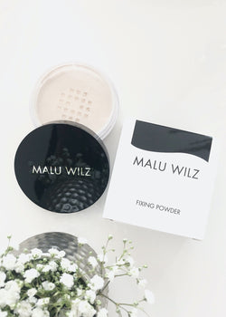 Malu Wilz Fixing Powder Transparent Sand
