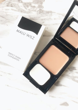 Malu Wilz Perfect Finish Foundation Light Cashmere Cape, Nr.03