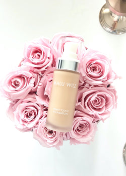 Malu Wilz Velvet Touch Foundation Light Caramel No. 32
