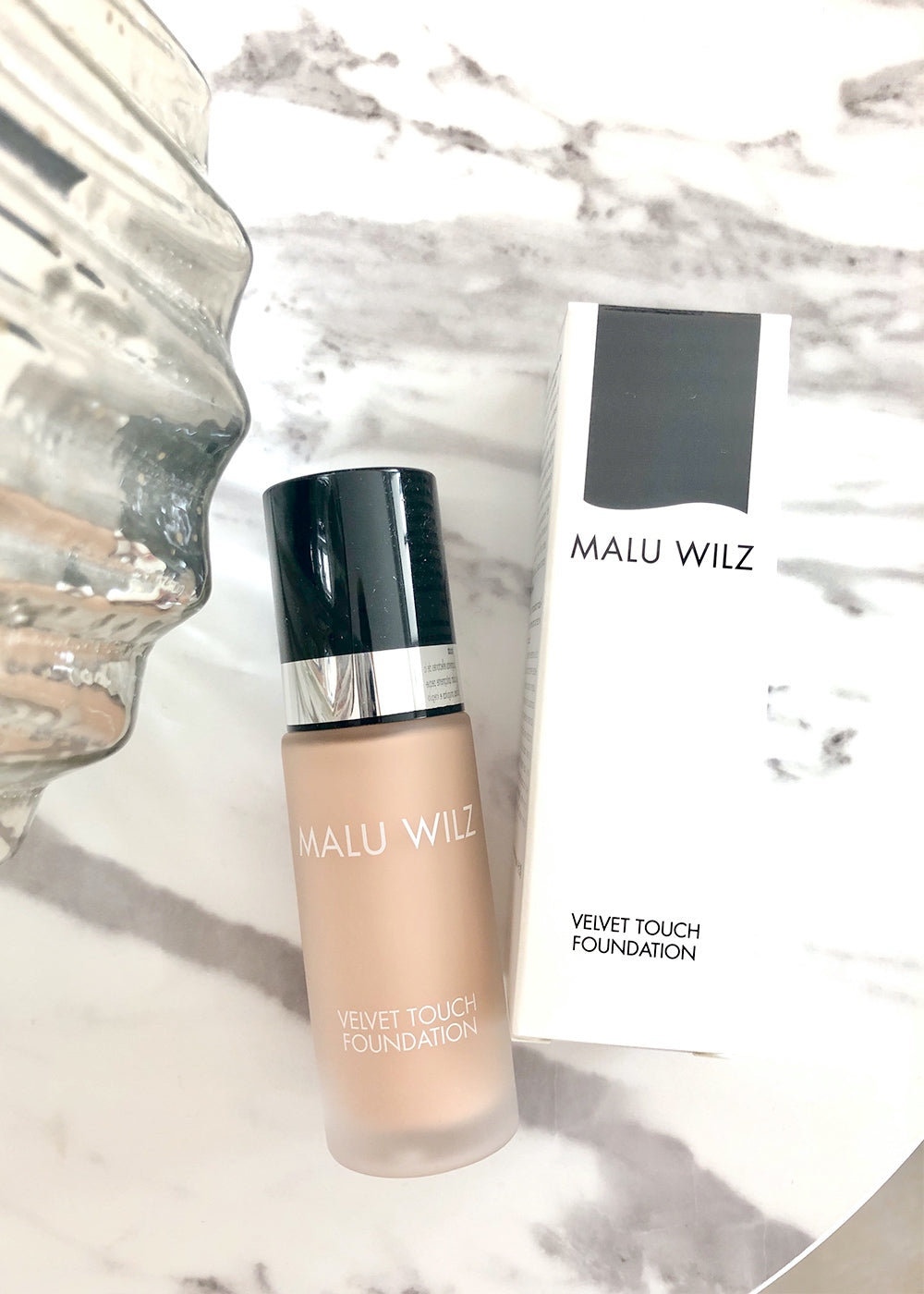 Malu Wilz Velvet Touch Foundation No. 01