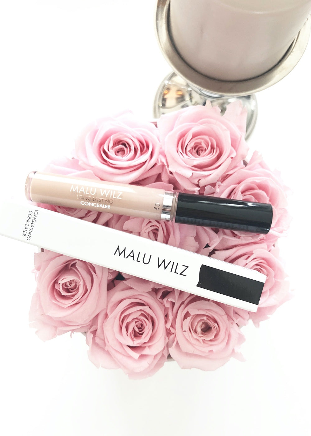 Malu Wilz Long Lasting Concealer Nr. 3 light beige