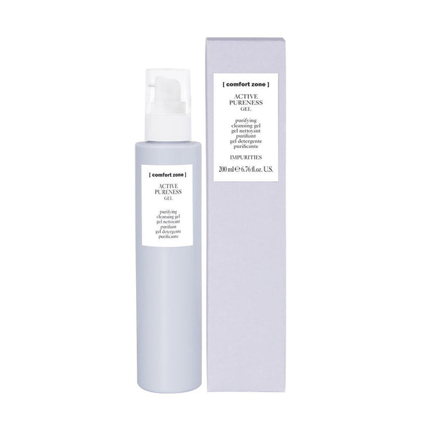 [comfort zone] ACTIVE PURENESS CLEANSER GEL