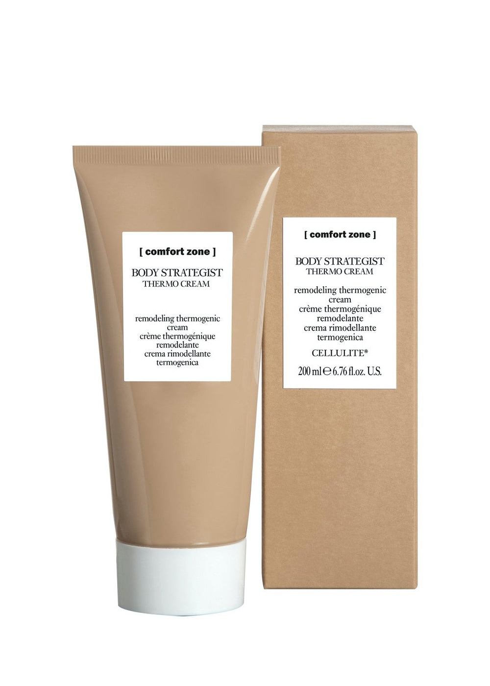 [comfort zone] Body Strategist Thermo Cream