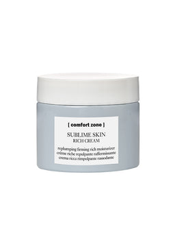 [COMFORT ZONE] SUBLIME SKIN RICH CREAM