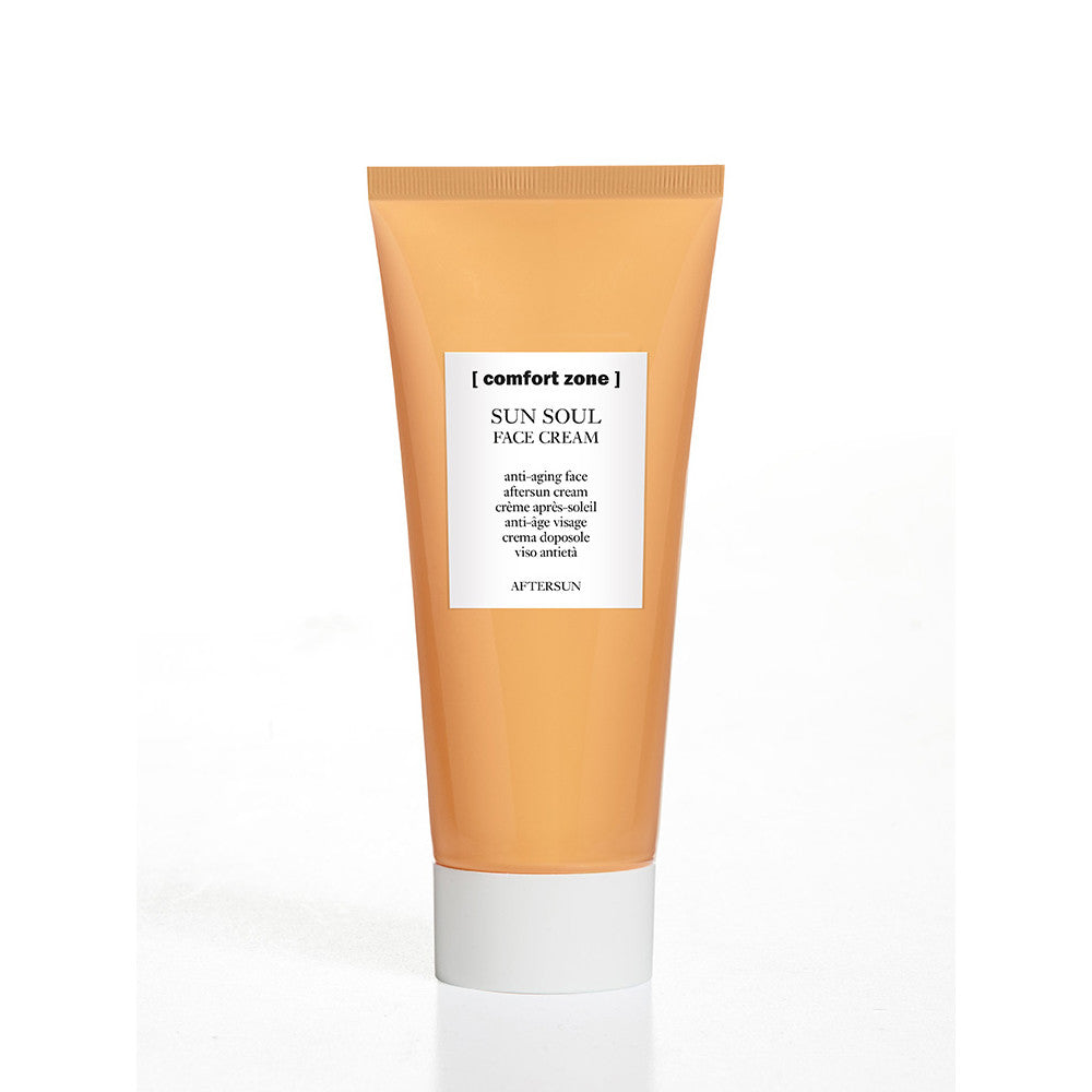 [COMFORT ZONE] SUN SOUL AFTERSUN FACE CREAM