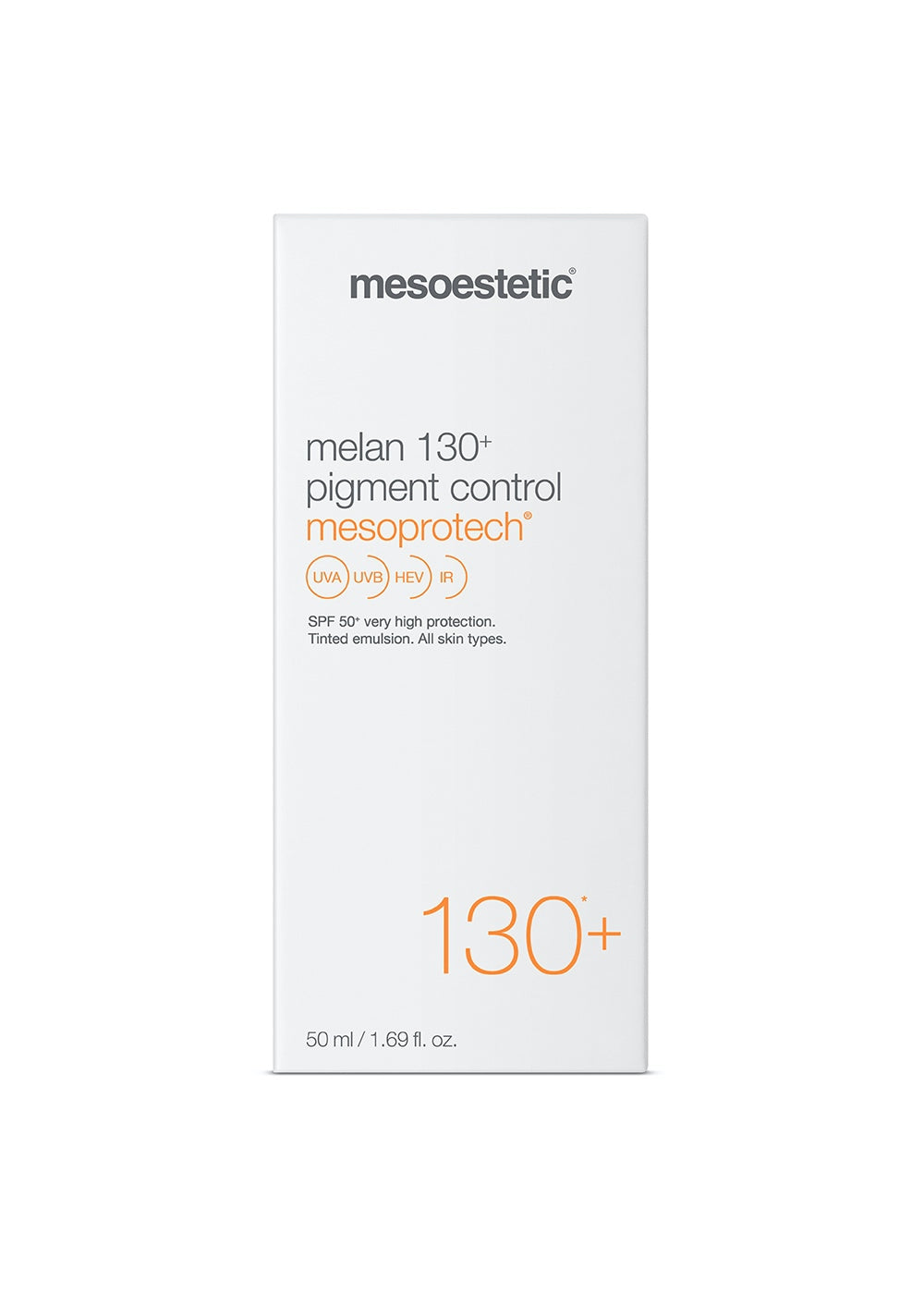 Mesoestetic Mesoprotech Melan 130+ Pigment Control