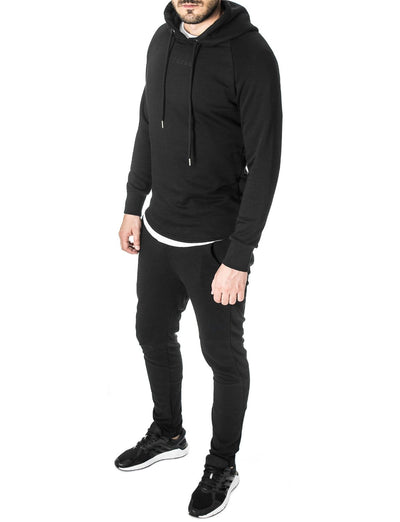 "Tracksuit ""Columbia"", Black"