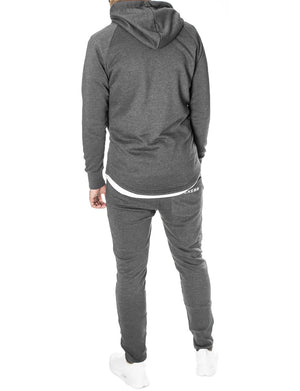"Tracksuit ""Columbia"", Dark Gray"