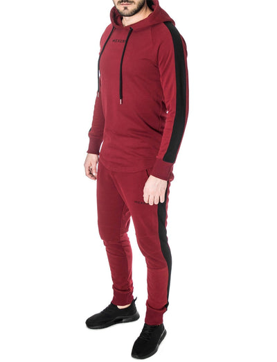 "Tracksuit ""Largo"", Dark Red"