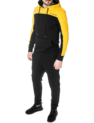 "Tracksuit ""Kingman"", Yellow"