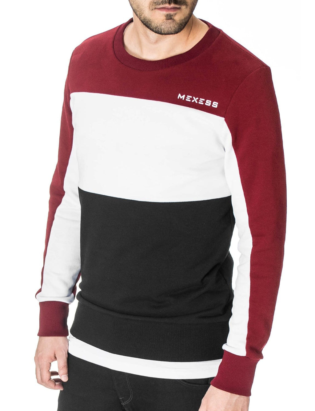 multicolor sweatshirt for men