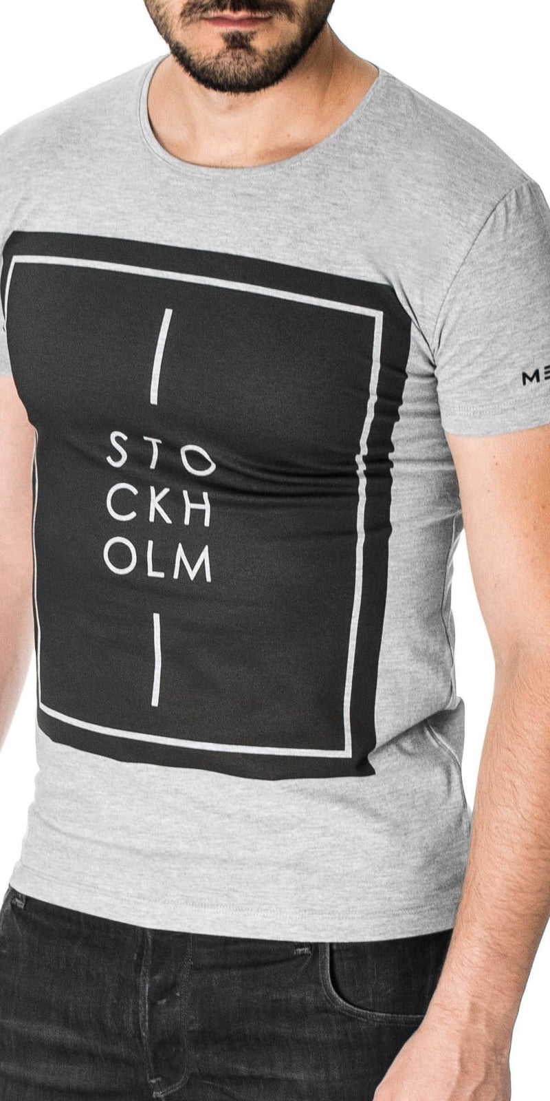 stockholm graphic t-shirt Mexess