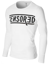 """Censored"" Long Sleeve T-shirt"