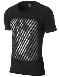 Mens Sexy Woman Graphic T-shirt Black (MOD1033RN)