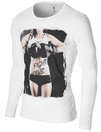 """Fight Club"" Long Sleeve T-shirt"
