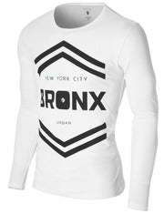 bronx new york long sleeve t-shirt