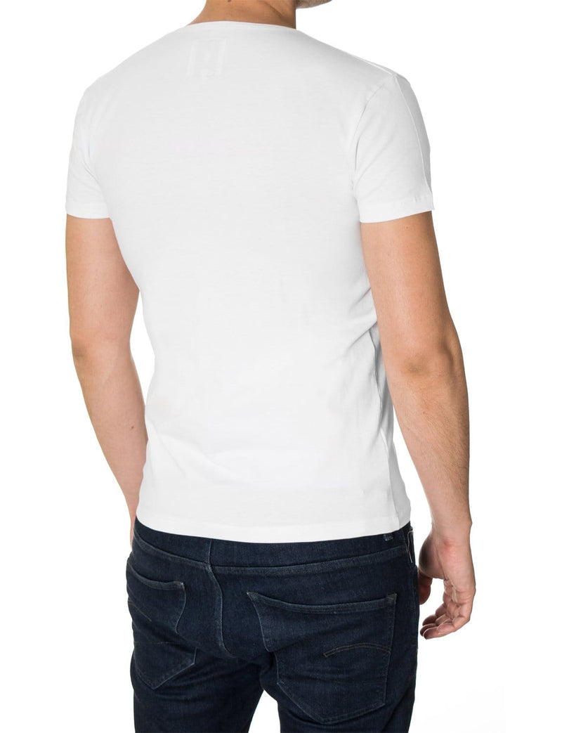 Mens Graphic Tee Summer Mood White (MOD2012VN)
