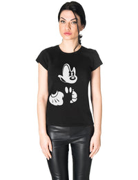 Angry Mickey Mouse T-shirt