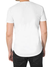 Plain Long T-shirt