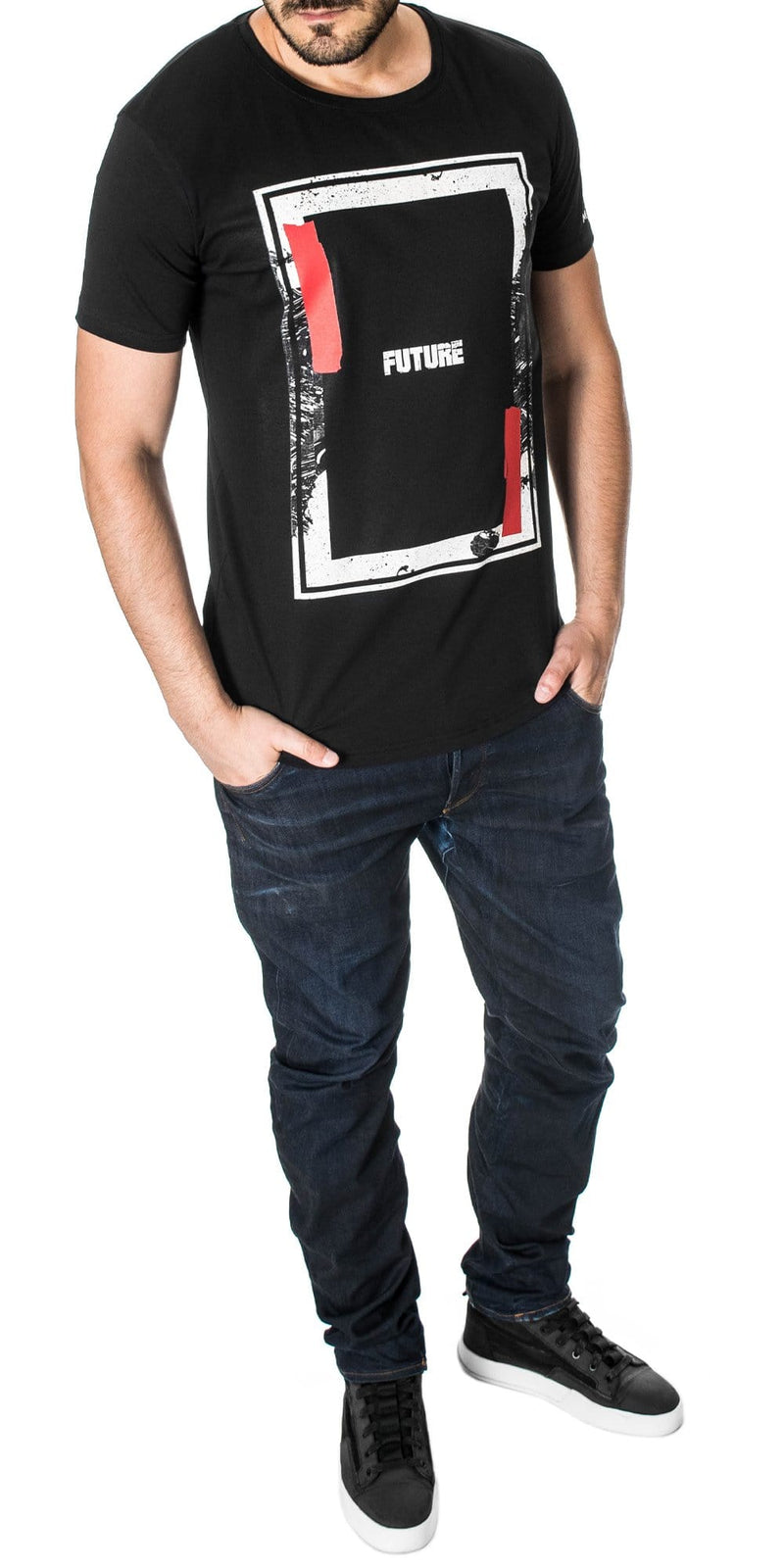 mens graphic tees Mexess