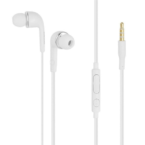 Samsung EHS64AVFWE Stereo Headset with Remote and Mic - White - buy26