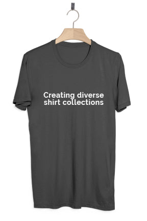 Creating diverse shirt collections