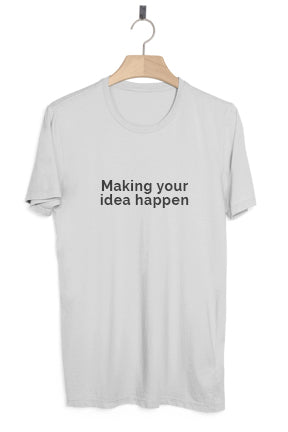 Making your idea happen