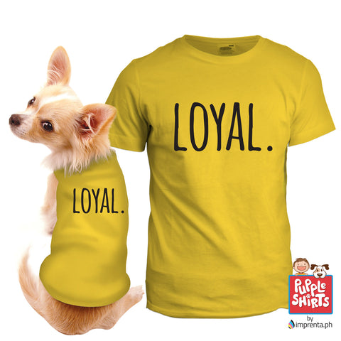 [PUP] Loyal