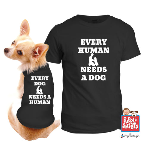 [PUP] Every Human Needs a Dog