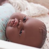 African Soft Body 40cm Miniland Doll