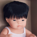 Asian Boy 38cm Miniland