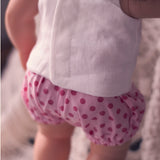 Spot unisex bloomers for 21, 32 and 38cm miniland