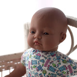 Latin American Soft Body 40cm Miniland Doll