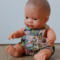 Liberty of London Floral Romper for 21cm Miniland
