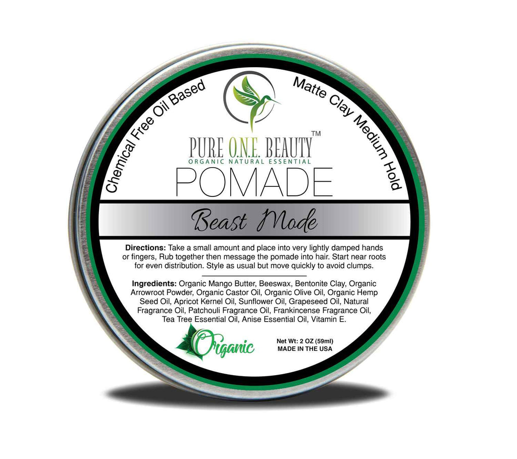 Beast Mode Pomade <br> Pick Your Hold - Pure ONE Beauty