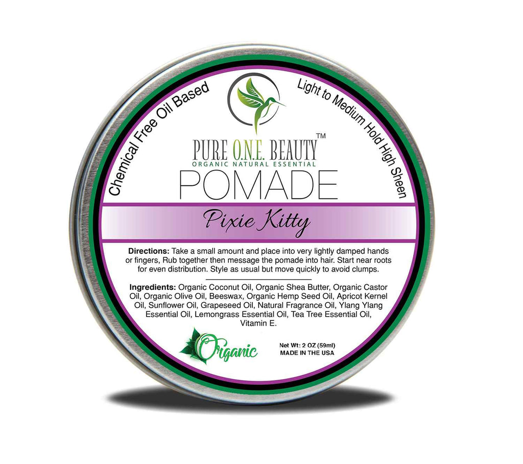 Pixie Kitty Pomade <br> Pick Your Hold - Pure ONE Beauty