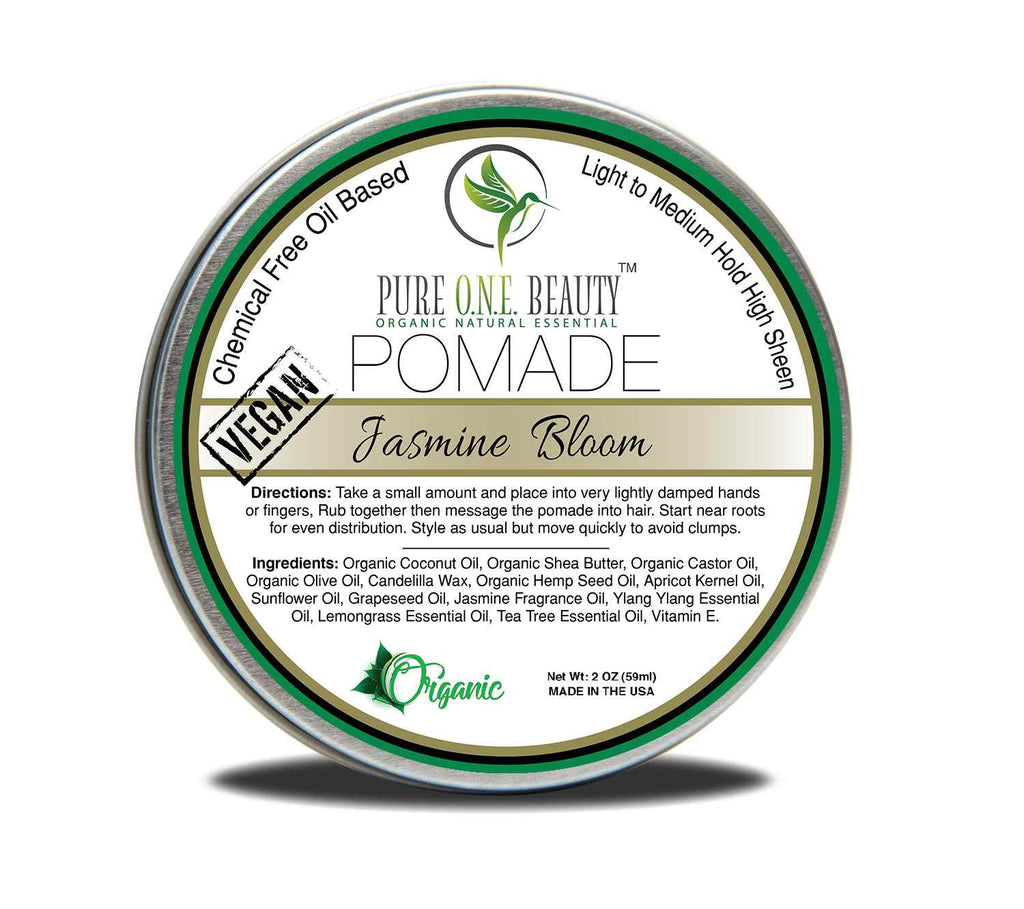 Jasmine Bloom Pomade <br> Pick Your Hold - Pure ONE Beauty