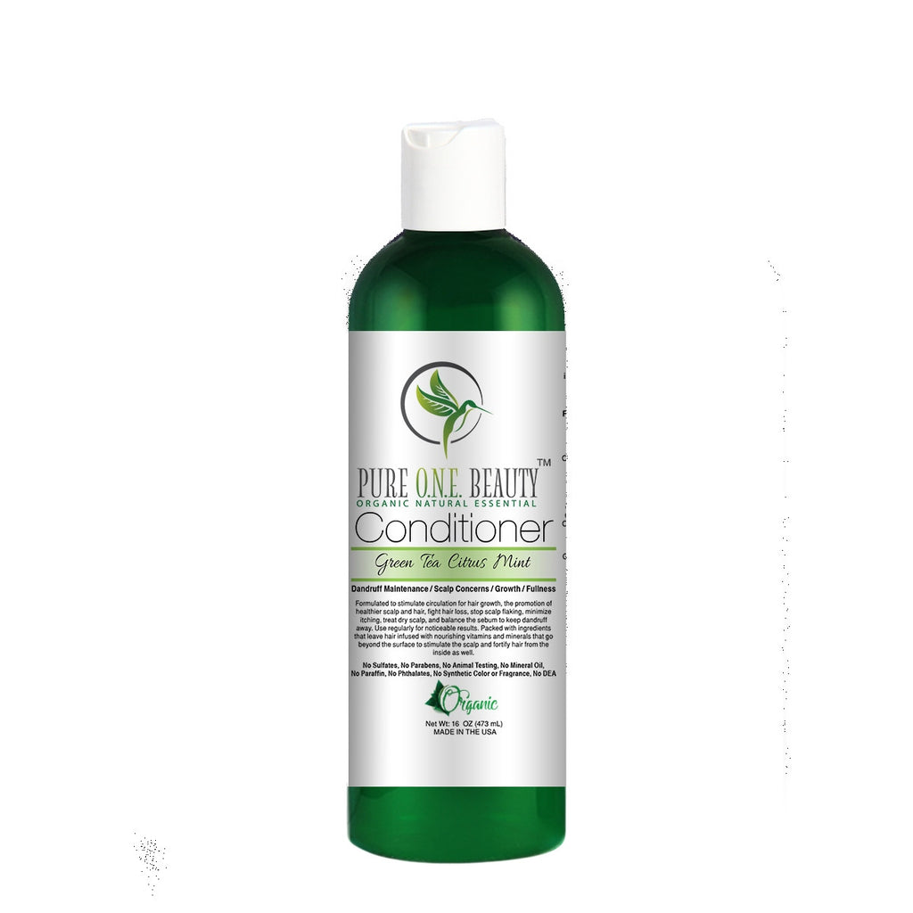 Green Tea Citrus Mint <br> Conditioner - Pure ONE Beauty