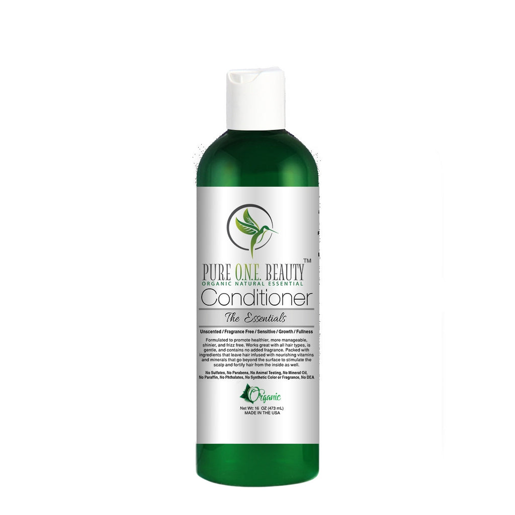 The Essentials Unscented <br> Conditioner - Pure ONE Beauty