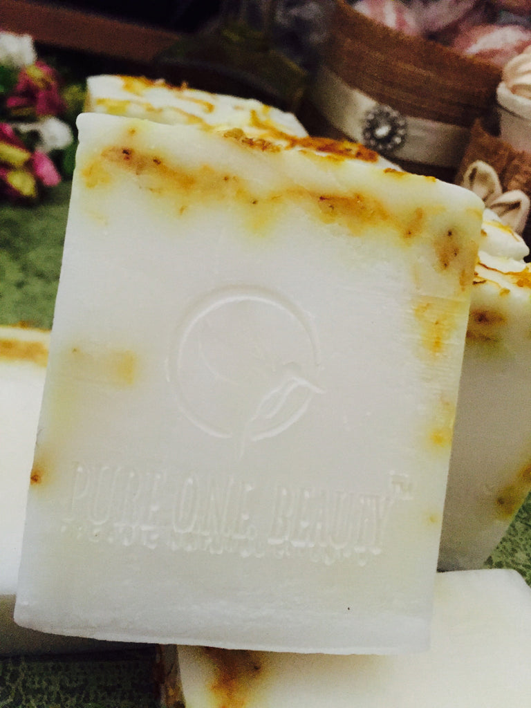 Aloe & Calendula<br>Soap - Pure ONE Beauty