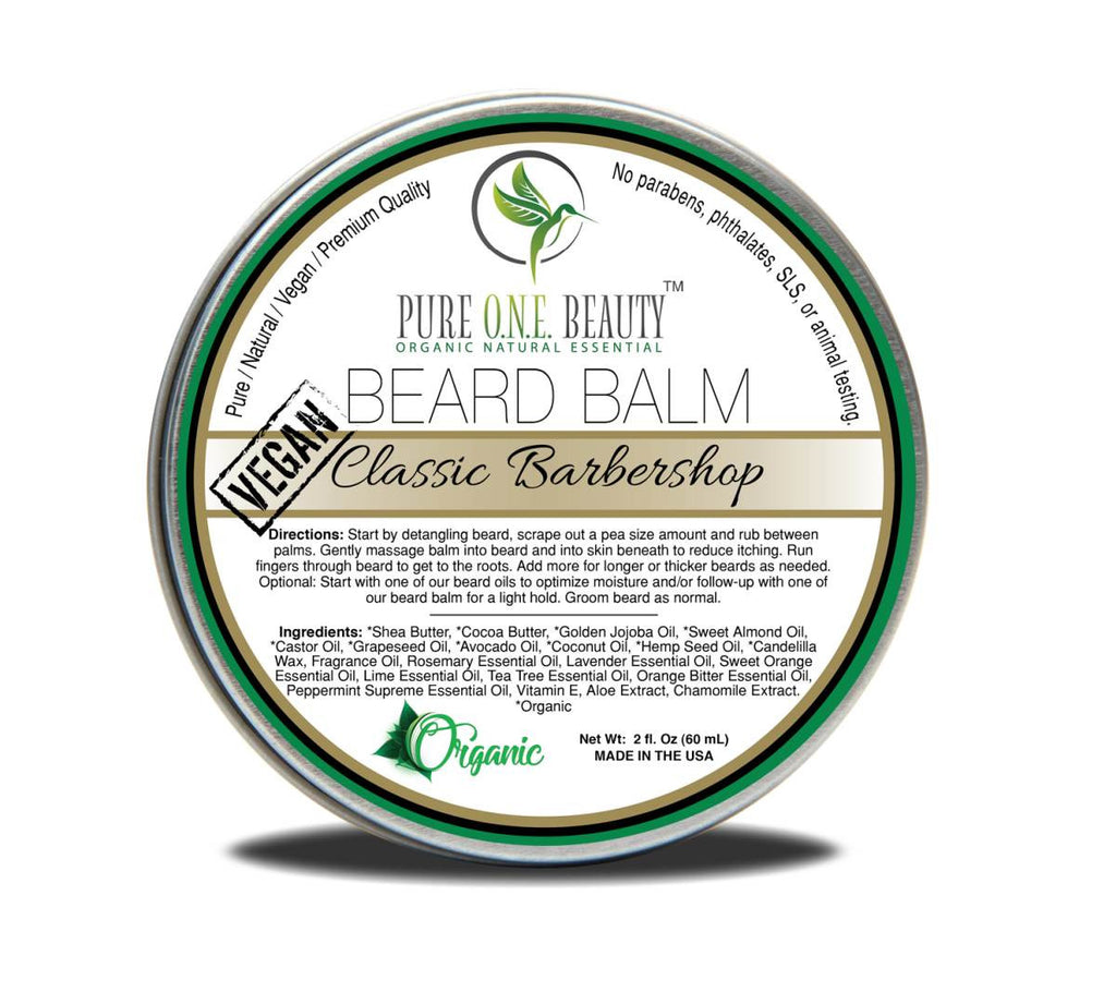Classic Barbershop <br> Beard Balm - Pure ONE Beauty