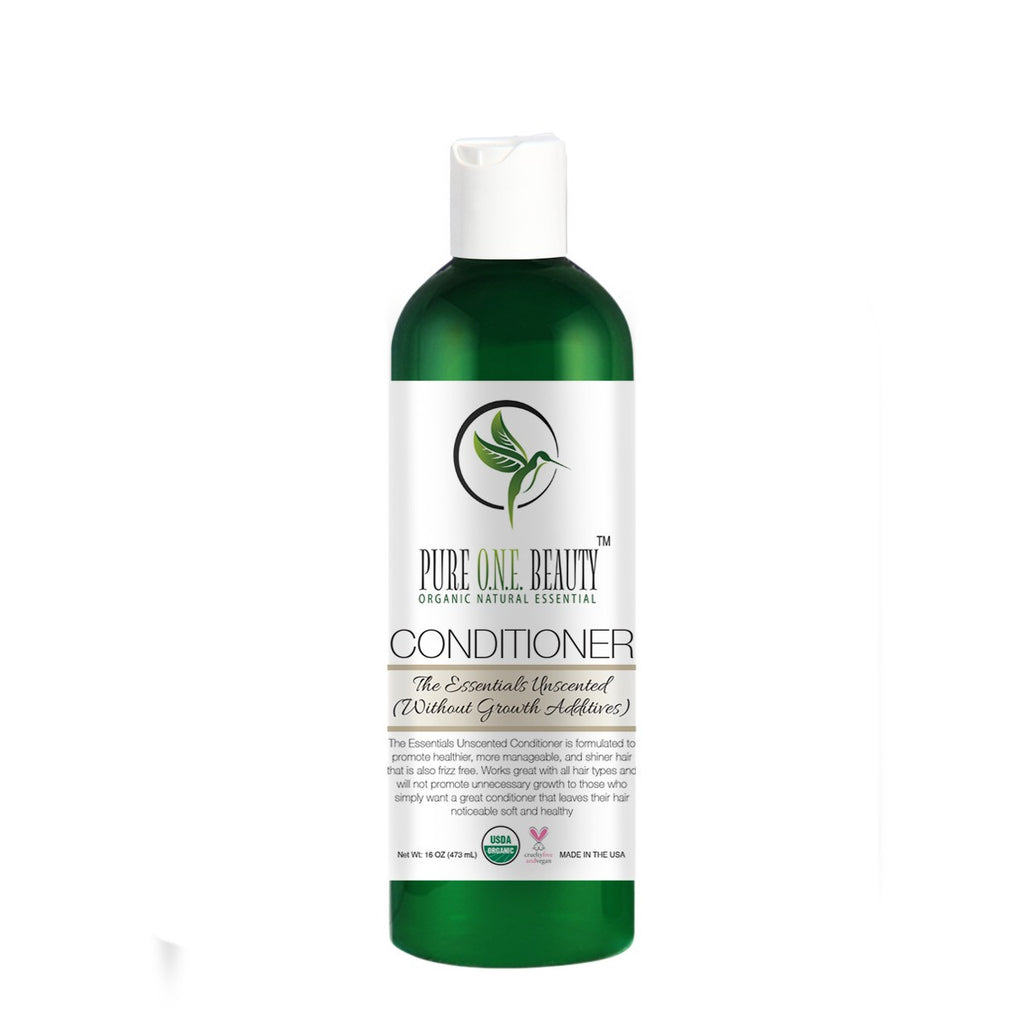The Essentials Unscented (Without Growth Additives)<br>Shampoo & Conditioner - Pure ONE Beauty