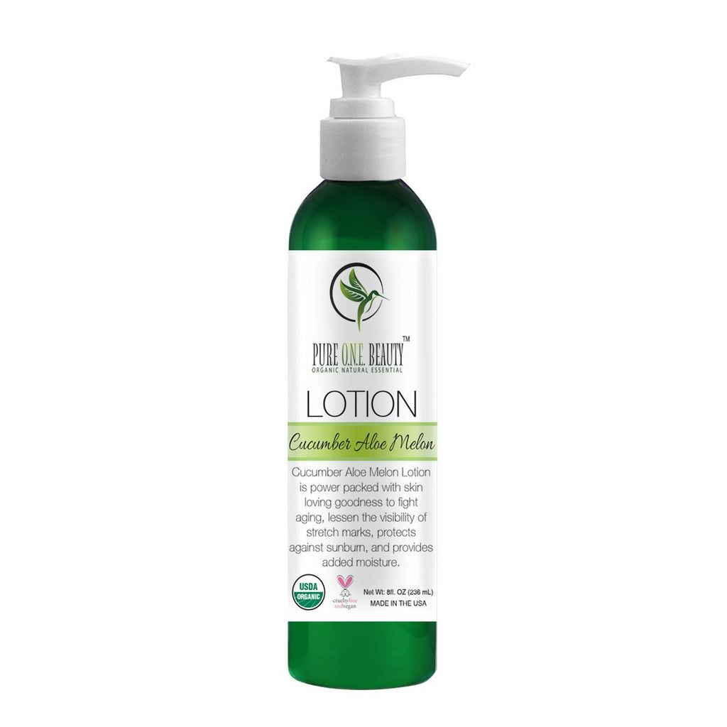 Cucumber Aloe Melon Lotion - Pure ONE Beauty