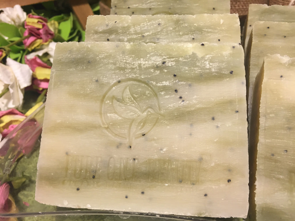 Eucalyptus Juniper Berry<br>Organic Soap - Pure ONE Beauty