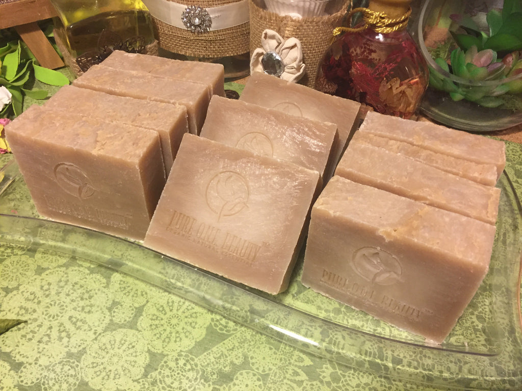 Frankincense & Myrrh<br>Organic Soap - Pure ONE Beauty
