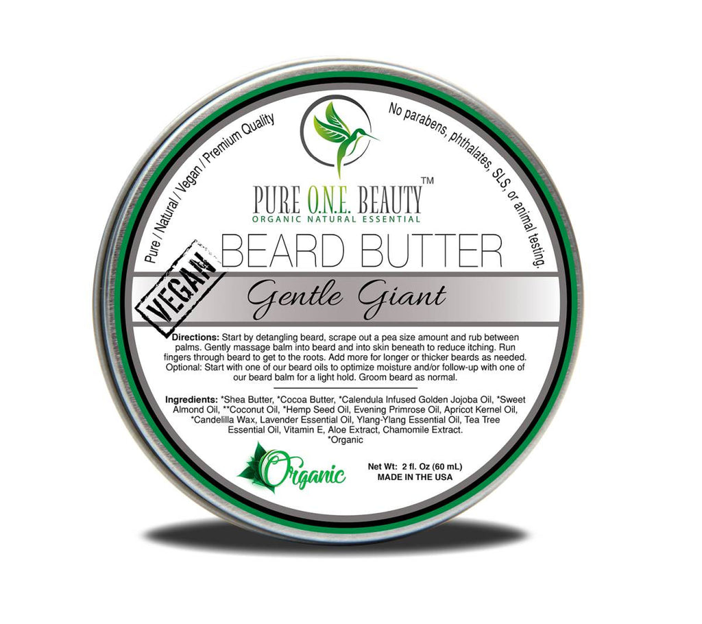 Gentle Giant <br> Beard Butter - Pure ONE Beauty